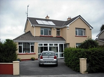 Completed property at Loughrea County Galway.